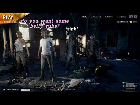 Random PlayerUnknown's Battlegrounds Bullshittery (part 2)