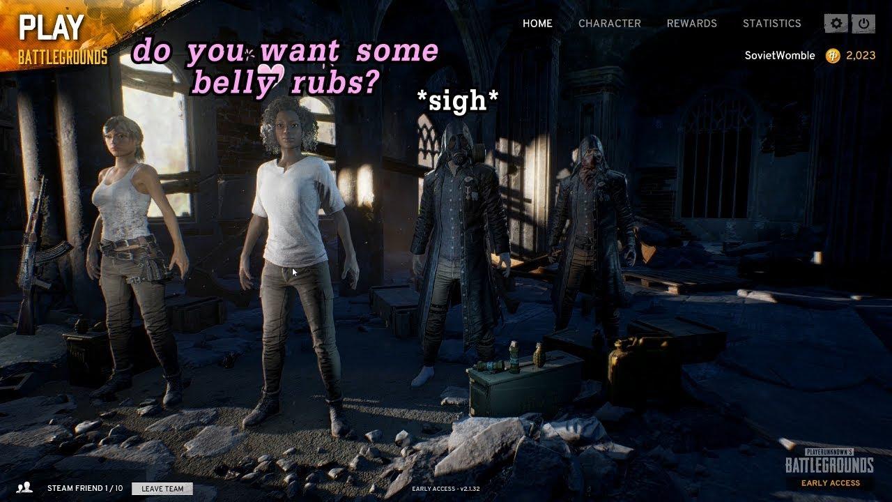 Random PlayerUnknown's Battlegrounds Bullshittery (part 2) thumbnail