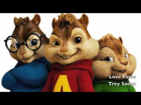 Alvin & The Chipmunks  Love Faces Trey Songz