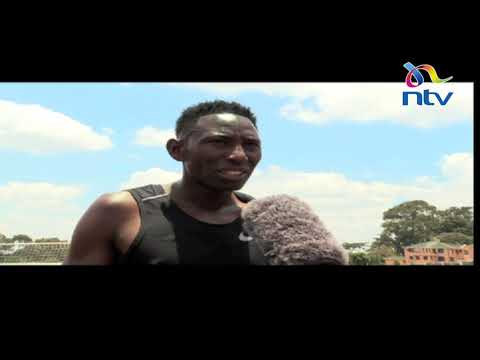 Conselsus Kipruto prepares for 2019 World Athletics Championships in Doha, Qatar