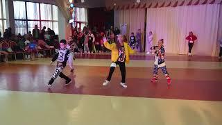 Winter dance - хипхоп Лена / 17 декабря 2017