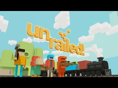 UNRAILED! | Racing