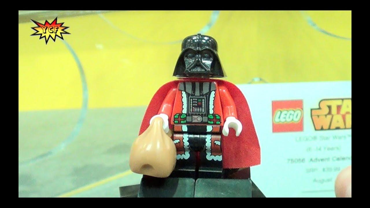 LEGO Star Wars Advent Calendar Minifigures 75056 - 2014 NY Toy ...