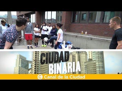 Deportes: la disciplinas que cada vez suman más seguidores en Ciudad Binaria
