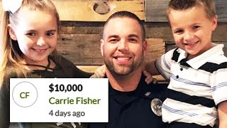 Carrie Underwood Donates $10,000 to Hometown Officer Injured in Crash