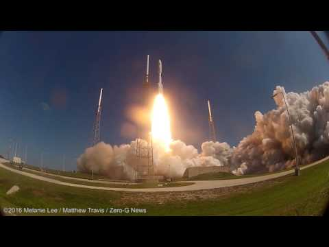 Atlas V MUOS-5 Launch Compilation Remote Pad And Press Site Video