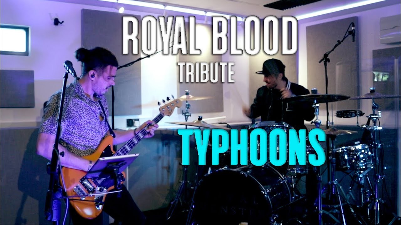 Typhoons video now live!