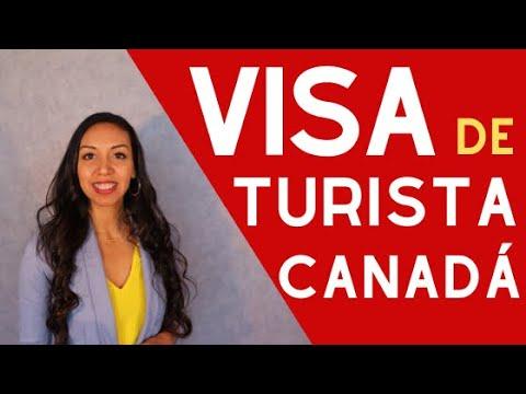 Todo Sobre La Visa De Turista Para Canadá