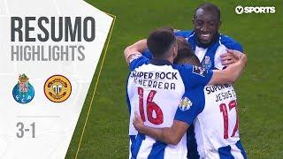 Highlights   Resumo: FC Porto 3-1 Nacional (Liga 18/19 #16)