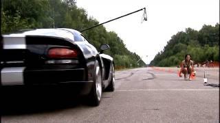 Nissan GT-R vs Dodge Viper SRT-10 Supercharged