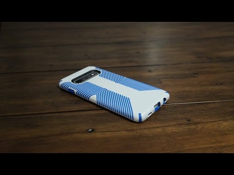 Speck Presidio Grip Review for Galaxy S10 - It Has All the Grips!