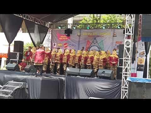 Badminton Lomba Angklung Smp Pasundan 1 Bandung Di SMA BPI
