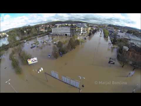 Poplave v Ljubljani