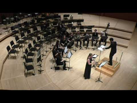 WEBER CONCERTINO For Oboe With Emily Brebach