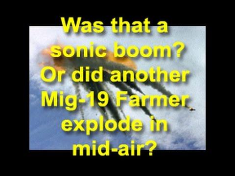 Warplane Disasters! Episode 19: The Mig-19 Farmer