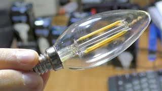 Посылка из Украины. Светодиодные лампы от магазина SUN-DAY. ОБЗОР, ТЕСТ и СРАВНЕНИЕ