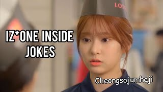 Just IZ*ONE things only WIZ*ONES would understand