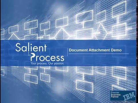 SPARK UI Toolkit - Document Attachment Demo