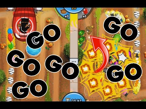 THE PHAIL CERAMIC - GO GO GO Bloons TD Battles BFB colo