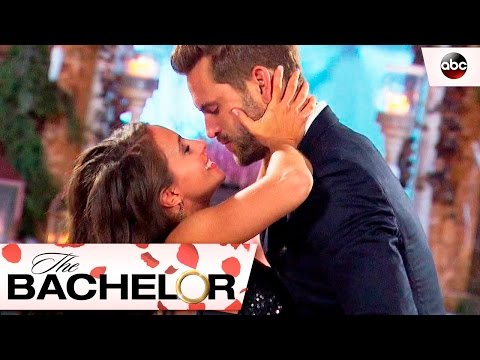 Nick Proposes to Vanessa - The Bachelor 21x11