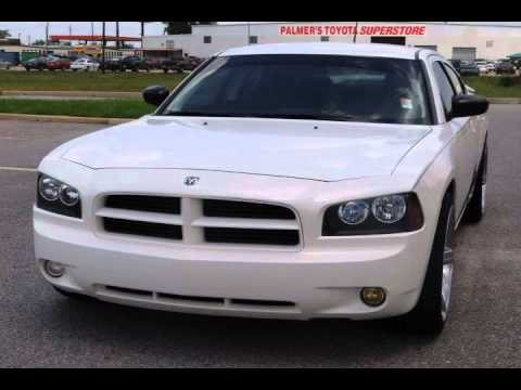 2008 Dodge Charger White Albuquerque NM - YouTube