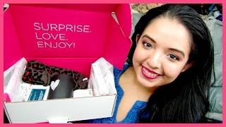 UNBOXING ♡ Must Have Popsugar Box (October 2014) Thumbnail