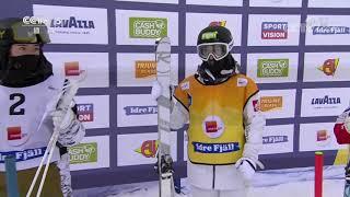 [北京2022]雪上项目世界杯 中国小将表现不俗|体坛风云 - YouTube