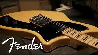 Introducing the Fender Meteora   Parallel Universe   Fender