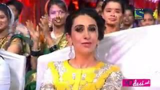 ajay atul performing in Deva shree ganesha on sony