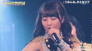 良い曲なんで一人でも多くの方に聴いてほしいです。 田中美麗推しなので...