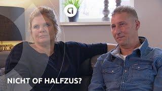 Eindelijk bevestiging in DNA Onbekend: Irma en Wessel zijn broer en zus