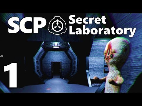 [1] Escape From The Secret Lab! Secure Contain Protect!!! (SCP: Secret Laboratory Gameplay)