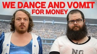 We Danced & Vomited For Money - GameSocietyPimps