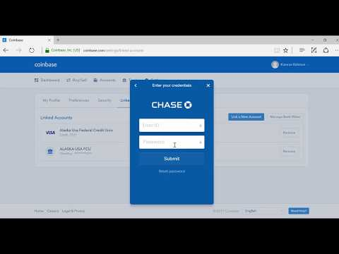 How to Link Coinbase to Your Bank Account