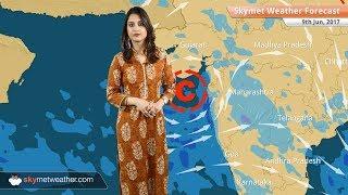 Weather Forecast for Jun 9: Rain in Mumbai, Bengaluru, Hyderabad, Chennai