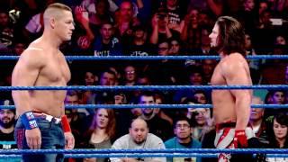 WWE Royal Rumble 2017: Cena vs. Styles – Jan. 29