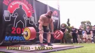 Legendary Moments in Deadlift History - Powerlifting Motivation & Strongman