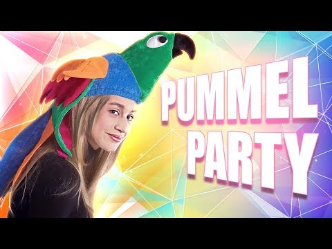 HWSQ #215 - Wer fummelt sich am Pummel!? ● Let's Play Pummel Party