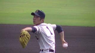 2015秋季高校野球兵庫県大会・準決勝・決勝。 【注目投手】