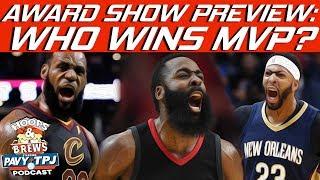 Who Wins NBA MVP Award ? | Hoops N Brews