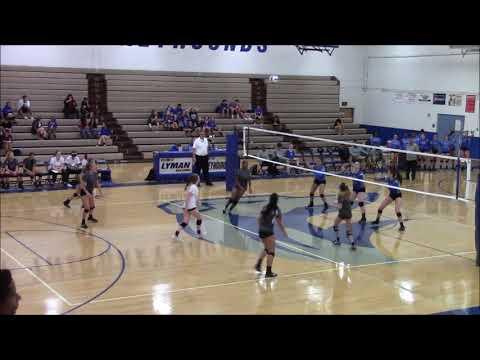 Maddy Johnson Class of 2020 Libero - Winter Springs High School 2017 Season Highlights