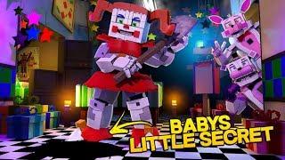 Minecraft Fnaf: Sister Location - Circus Babys Little Secret (Minecraft Roleplay)