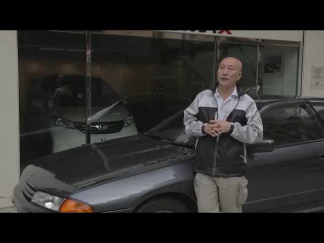 MENCLUB AUTO???? x ???????R32 Skyline GT-R