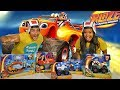 Blaze And The Monster Machines Toy Challenge ! || Toy Review || Konas2002