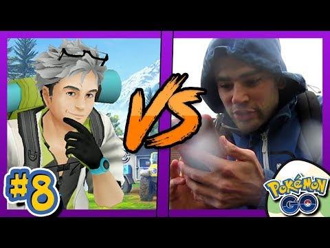 Gen 4 Pokémon GO Nederland: #8 - Professor HOU OP! - m/ Soeren!