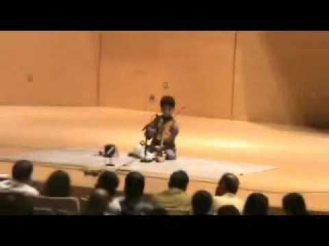 Cleveland Concert Competition 2010 - Part 1 - Kamalakiran Vinjamuri