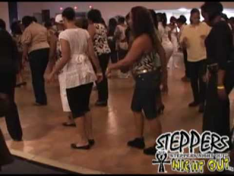 Freak It@Steppers Night Out