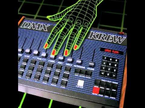 DMX Krew - Mars Memory