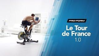 Le Tour de France 1.0 Bike by ProForm