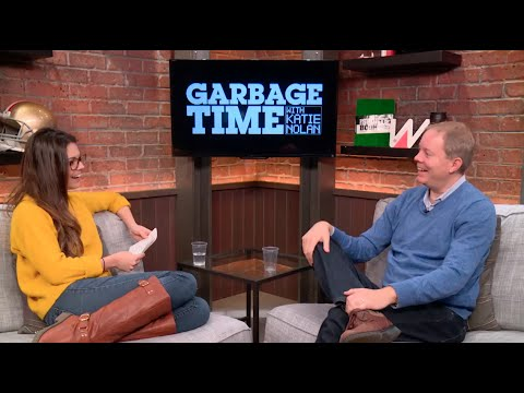 Bryan Tucker, Episode 8: The Garbage Time Podcast with Katie Nolan